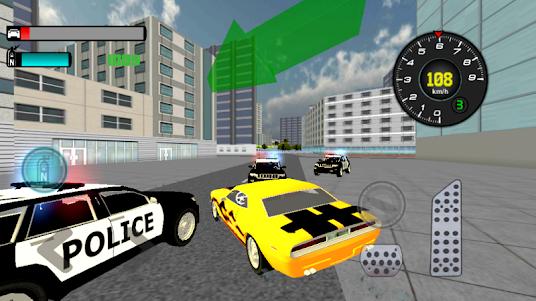 Liberty City: Police chase 3D 1.1 screenshot 1