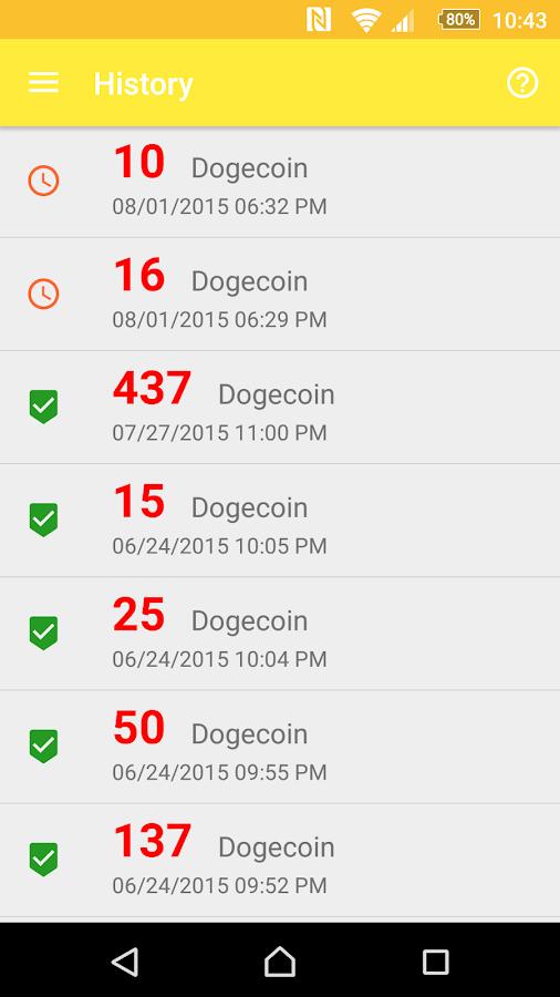 DogeMaker - Dogecoin Maker 3 0 9 APK Download - Android