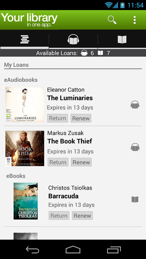 com bolindadigital BorrowBoxLibrary APK Download - Android Books