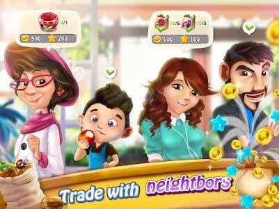Nong Trai Vui Ve: Tini Farm 2.7 screenshot 28