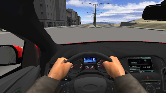 Focus3 Driving Simulator 3.0 screenshot 5