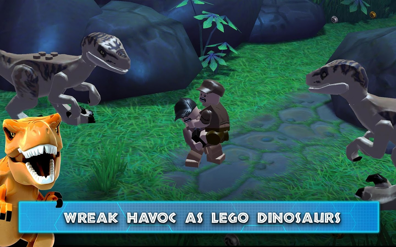 Jurassic Park Lego Set 2 Jpg