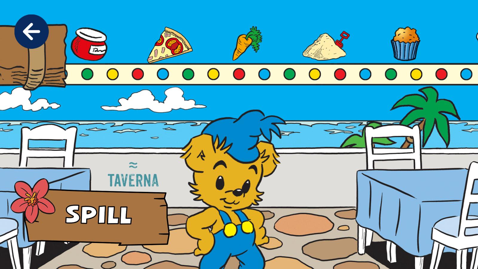 Andersines Album bamseklubben – et barnespill fra tui 1.2 apk download