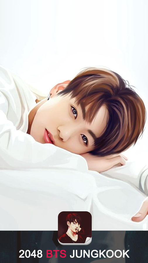 2048 BTS Jungkook KPop Game 3 APK Download - Android Puzzle Games