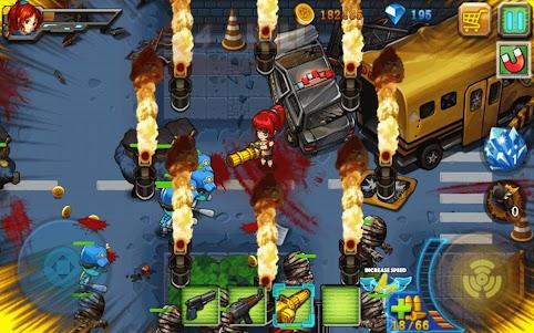 Zombie Killer - Hero vs Zombies 1.8 screenshot 10