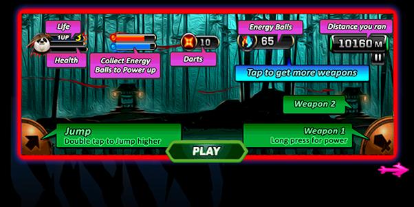 Panda Assassin - Unleashed 1.0 screenshot 6
