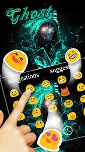 Fire Ghost Keyboard 10001004 screenshot 2