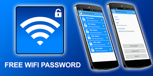 Free Wifi Password 2015 20.0 screenshot 1
