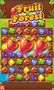'Fruit Forest: Match3 & Blast 1.1.0 screenshot 1