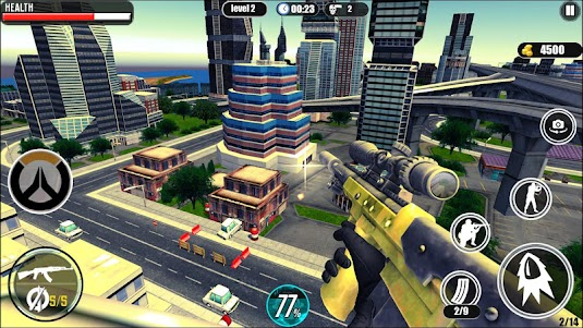 Army Commando Terrorist Combat 1.11 screenshot 1