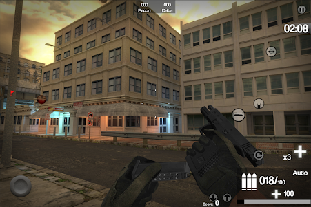 Coalition - Multiplayer FPS 3.336 screenshot 7