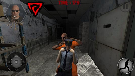 Prison Hitman Escape:Assassin 1.1 screenshot 4