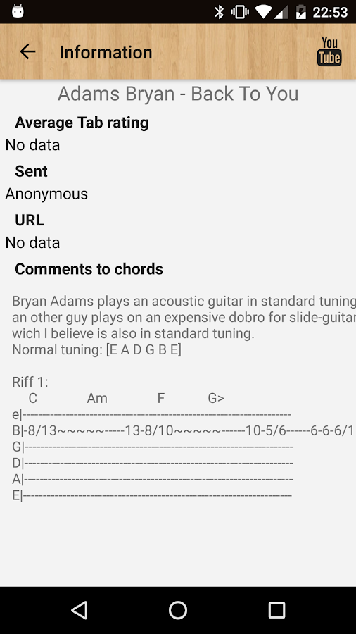Guitar Songs 7.0.7 vint APK Download - Android Music & Audio Apps
