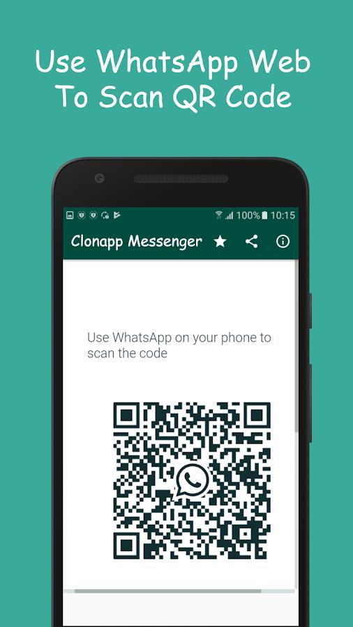 Clonapp Messenger 3 5 APK Download - Android Communication Apps
