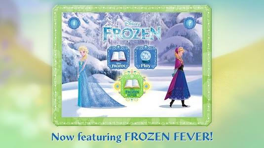 Frozen Storybook Deluxe 2.0 screenshot 1