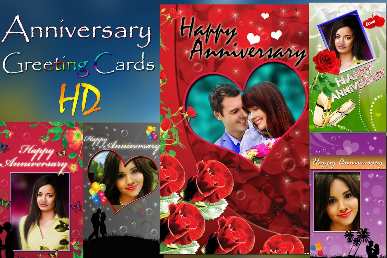 Anniversary photo frames apk download android photography apps