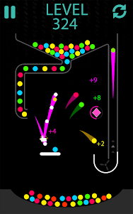 Moving Balls Bouncy 1.2 screenshot 9