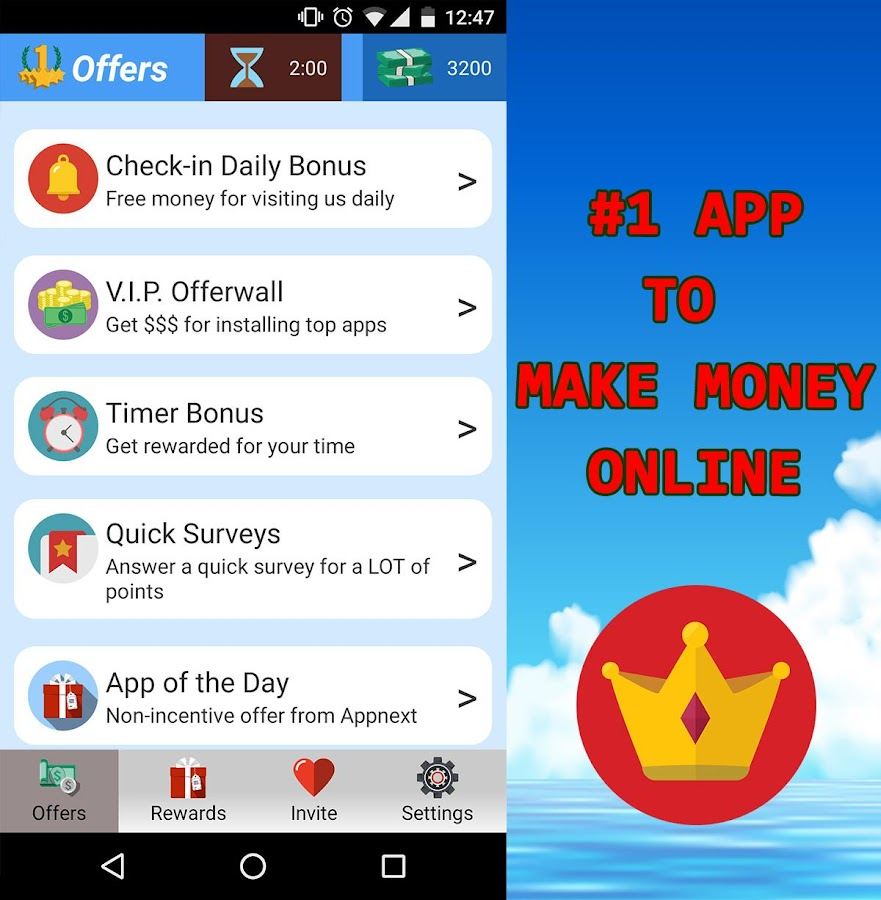 Easy Money - Make Cash 1 6 APK Download - Android Lifestyle Apps