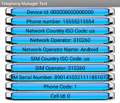 Telephony Manager 1 0 APK Download - Android Tools Apps