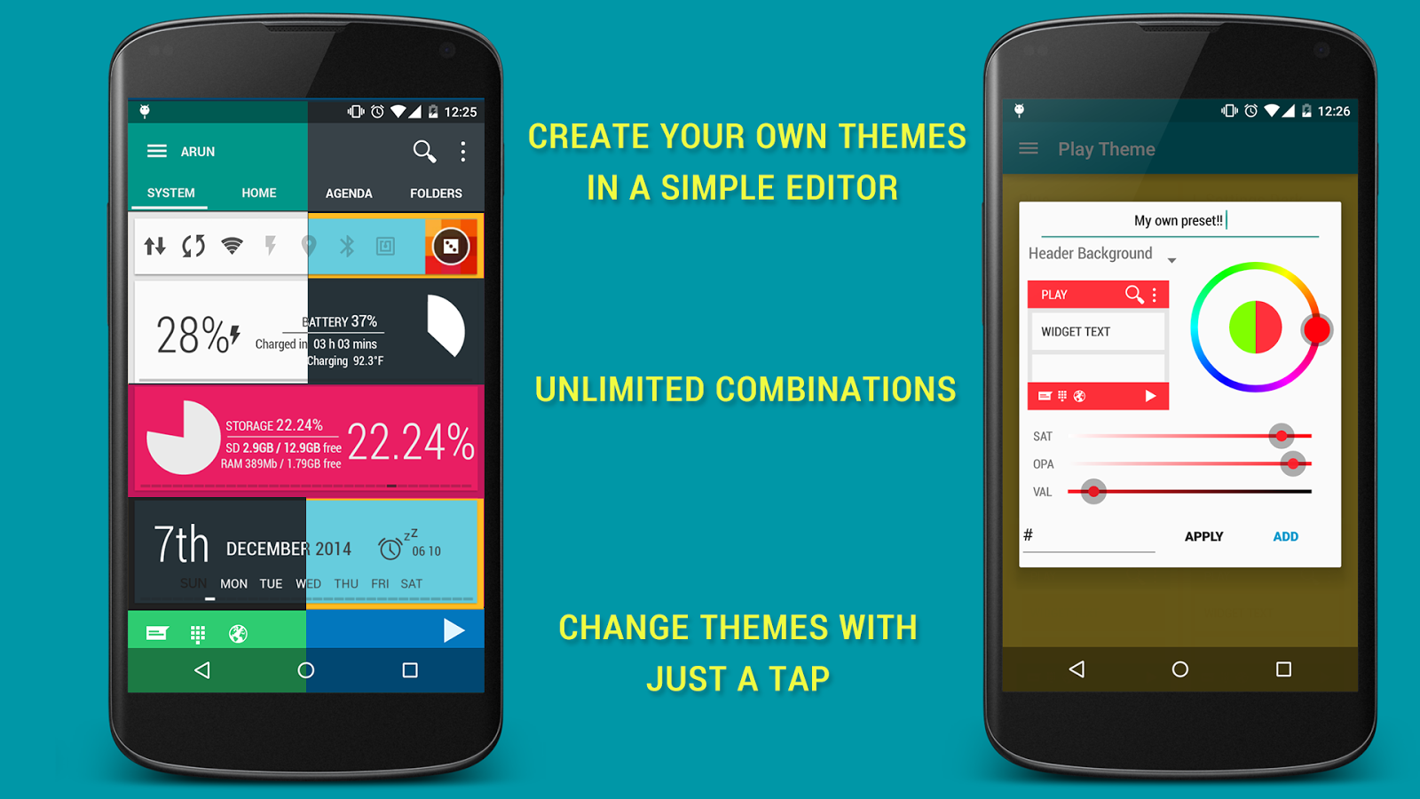 Play Theme for LLX and Zooper 2 12 APK Download - Android