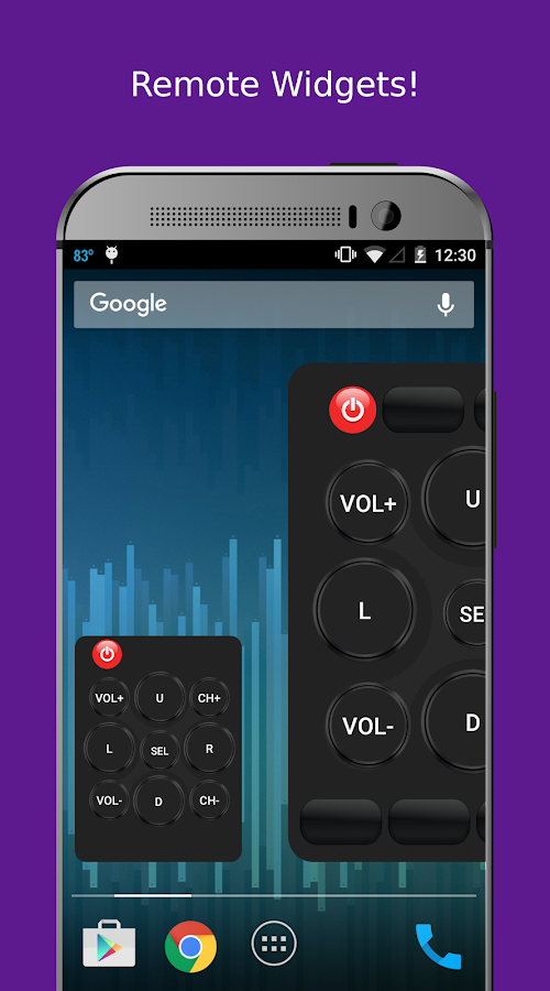 Ir remote android wear apk