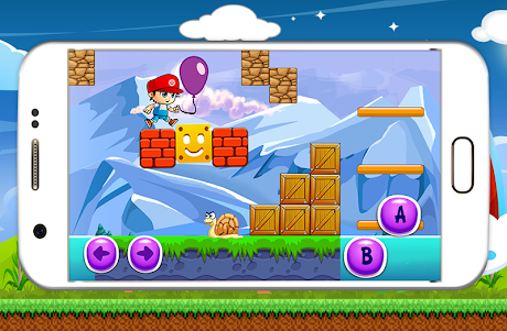 Super Adventures Jungle Run 2.2.1 screenshot 1