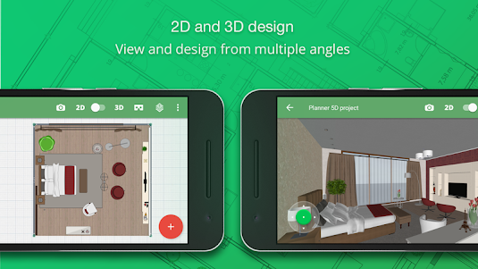 Planner 5D - Home & Interior Design Creator 1.16.4 screenshot 2