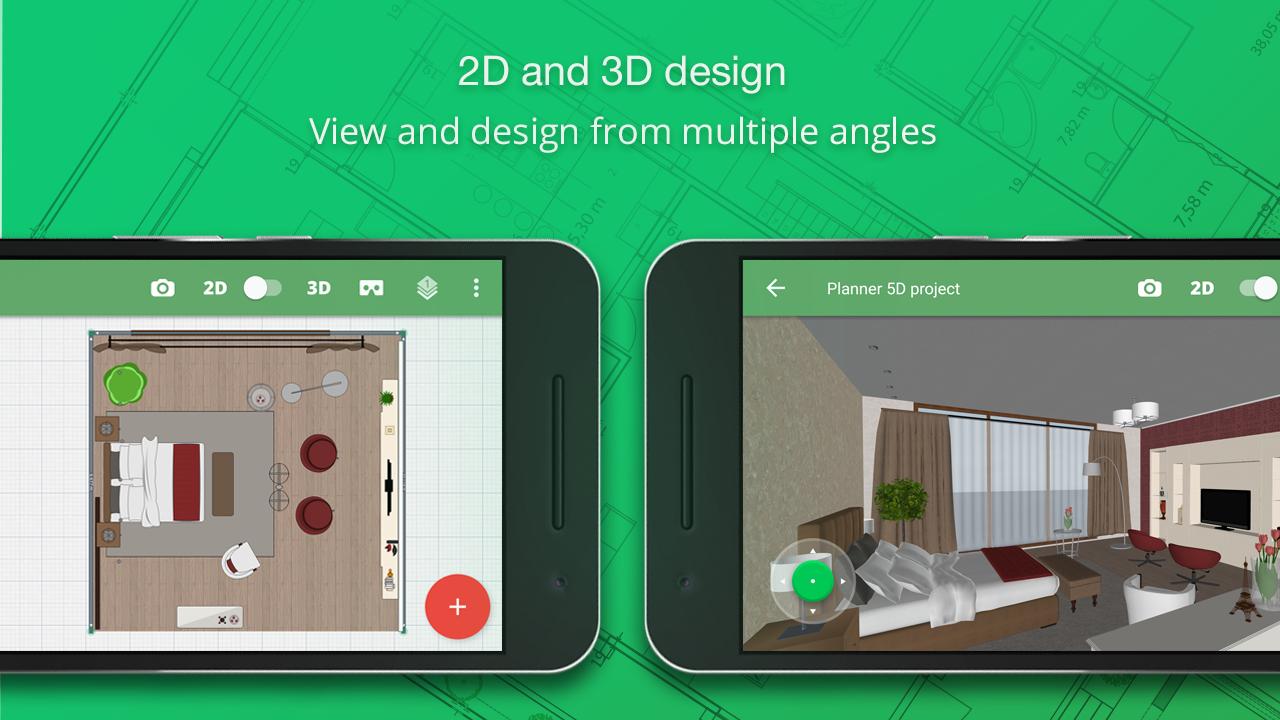 Planner 5D - Home & Interior Design Creator 1.16.4 APK Download ...