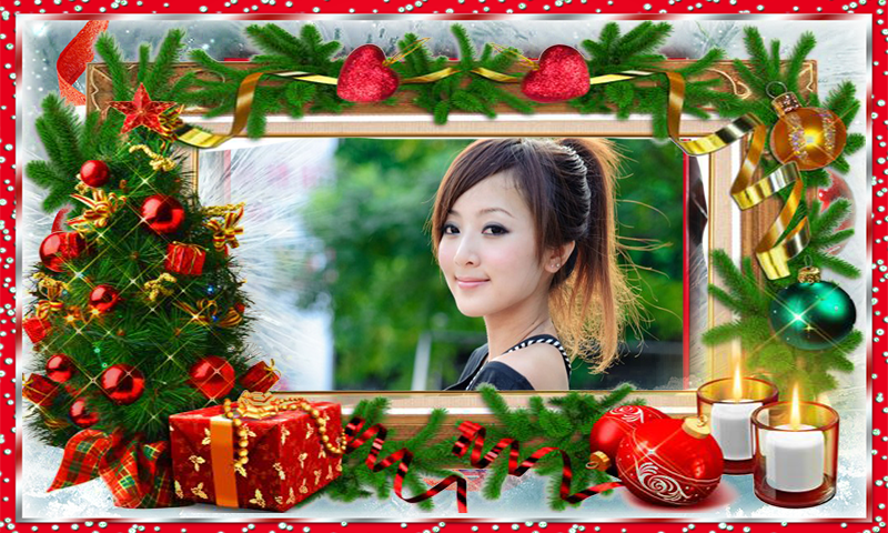 Christmas Photo Frame 1.2 APK Download - Android Entertainment Apps