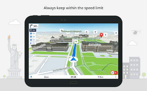 GPS Navigation & Offline Maps Sygic 17.4.11 screenshot 14
