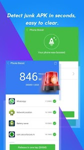 Antivirus - Mobile Security 1.0.0 screenshot 2