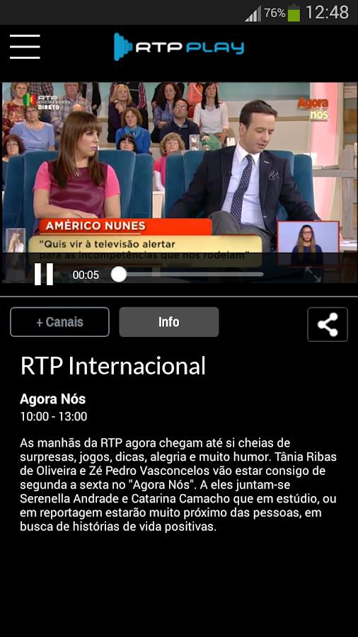 rtp play app