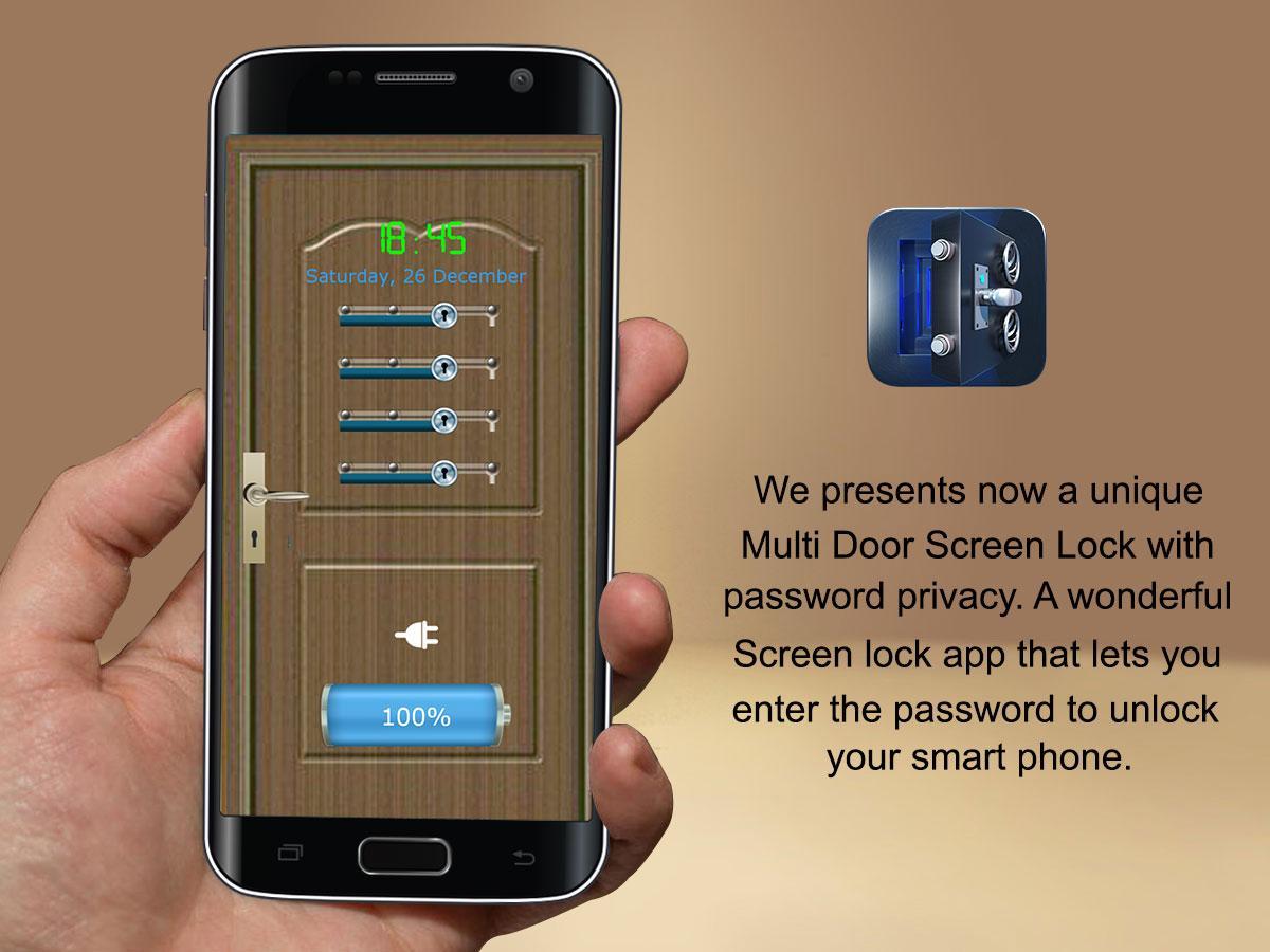 Multi Door Screen Lock 20 Apk Download Android Tools Apps