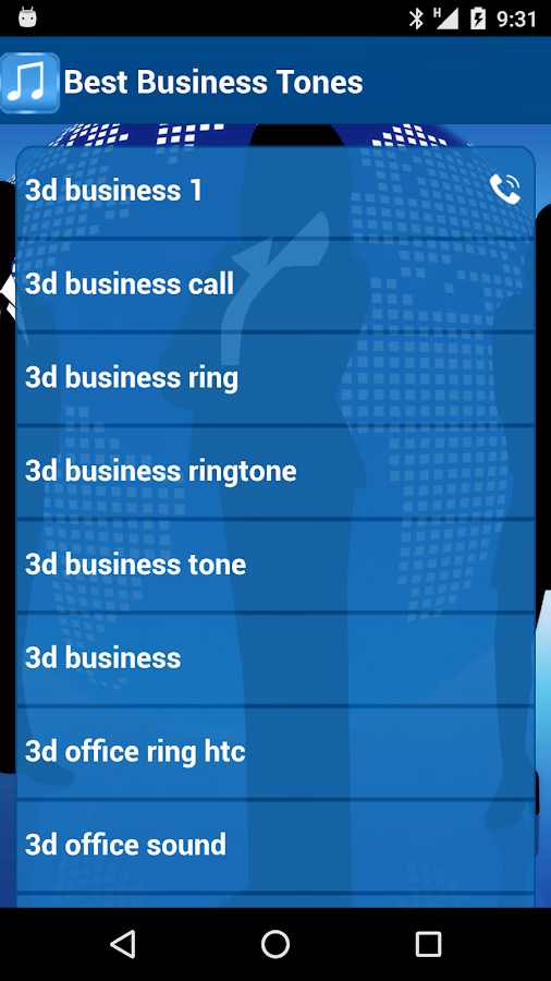 Best Business Ringtones 1 0 APK Download - Android Music