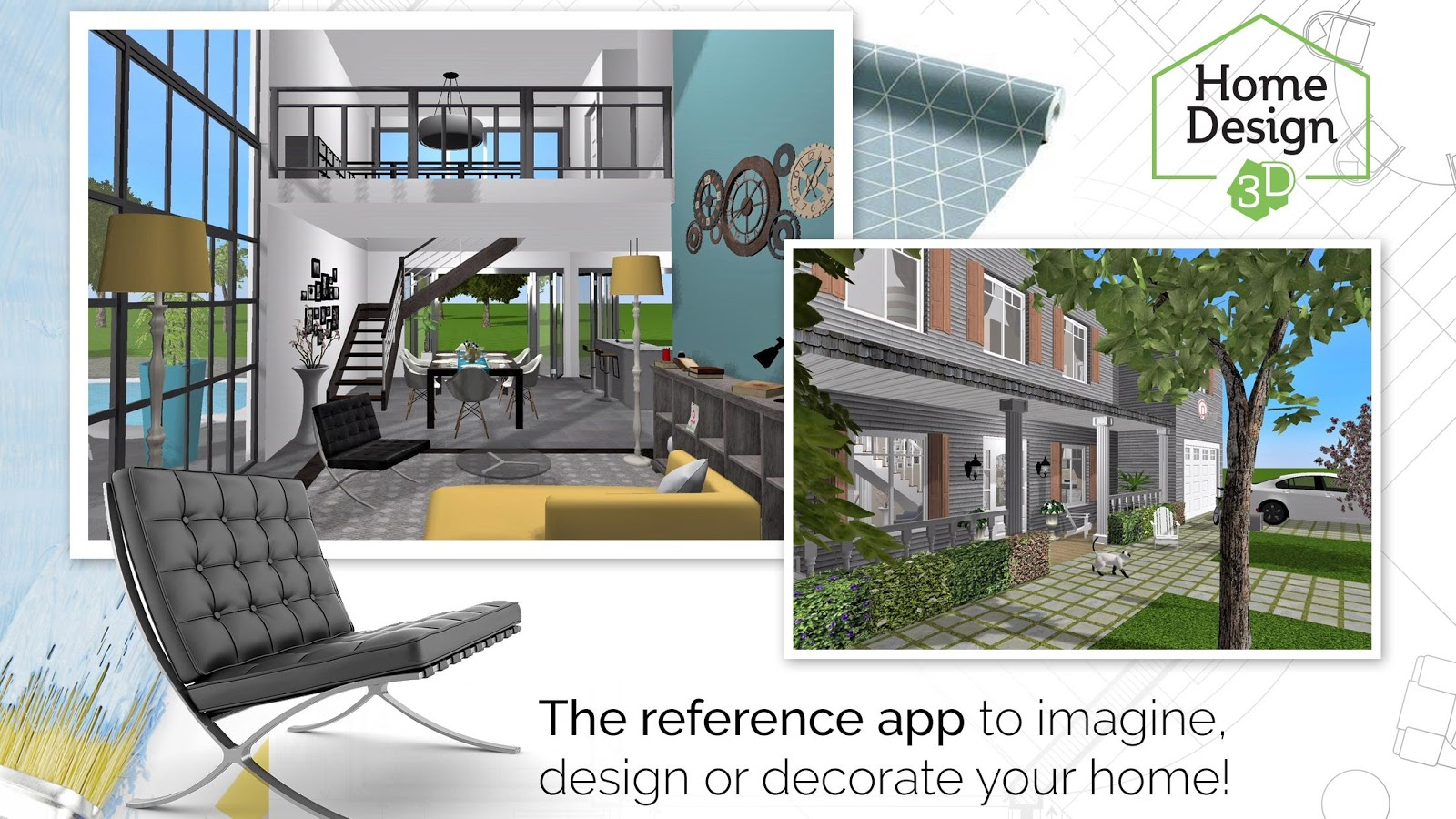 Home Design 3D - FREEMIUM 4 3 4 APK + OBB (Data File) Download