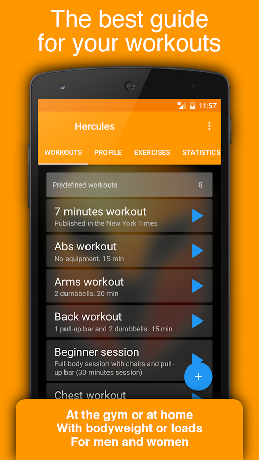workout tracker gym trainer fitness log book 2 48 5 apk download