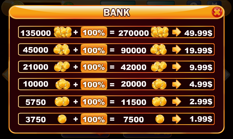 casino vulkan demo