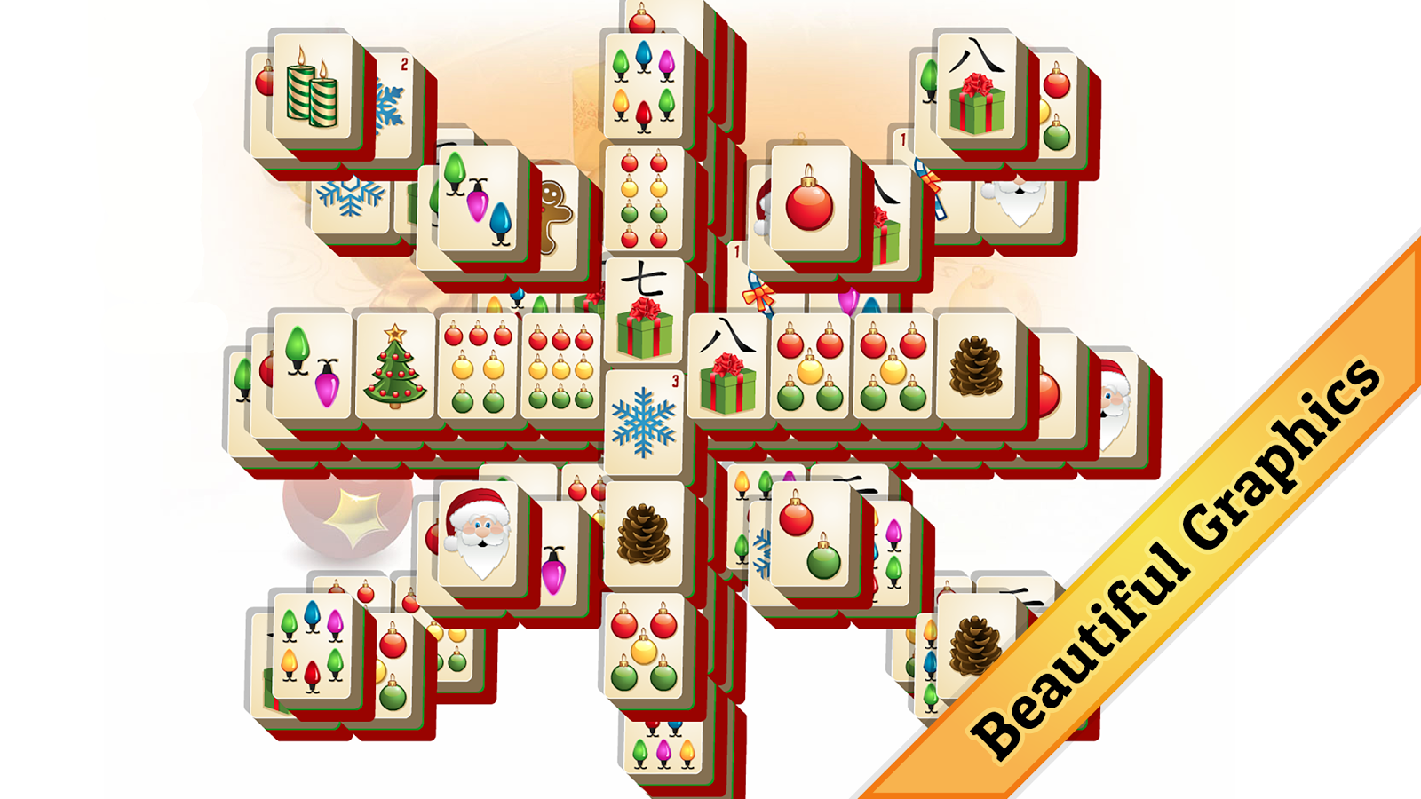 Mahjong Christmas.Christmas Mahjong 2 0 5 Apk Download Android Puzzle Games