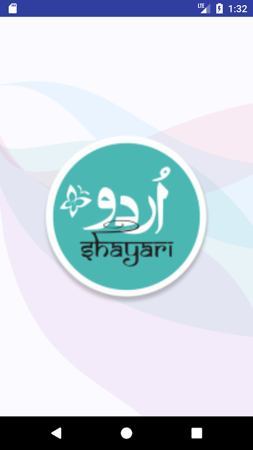 Urdu Shayari and Ghazal (with Hindi & Roman text) 1 0 6 APK