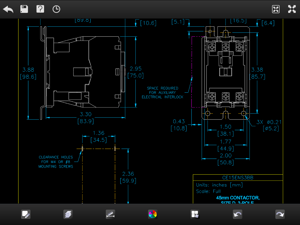 Cad View dwg fastview cad viewer 2 2 2 apk android productivity apps