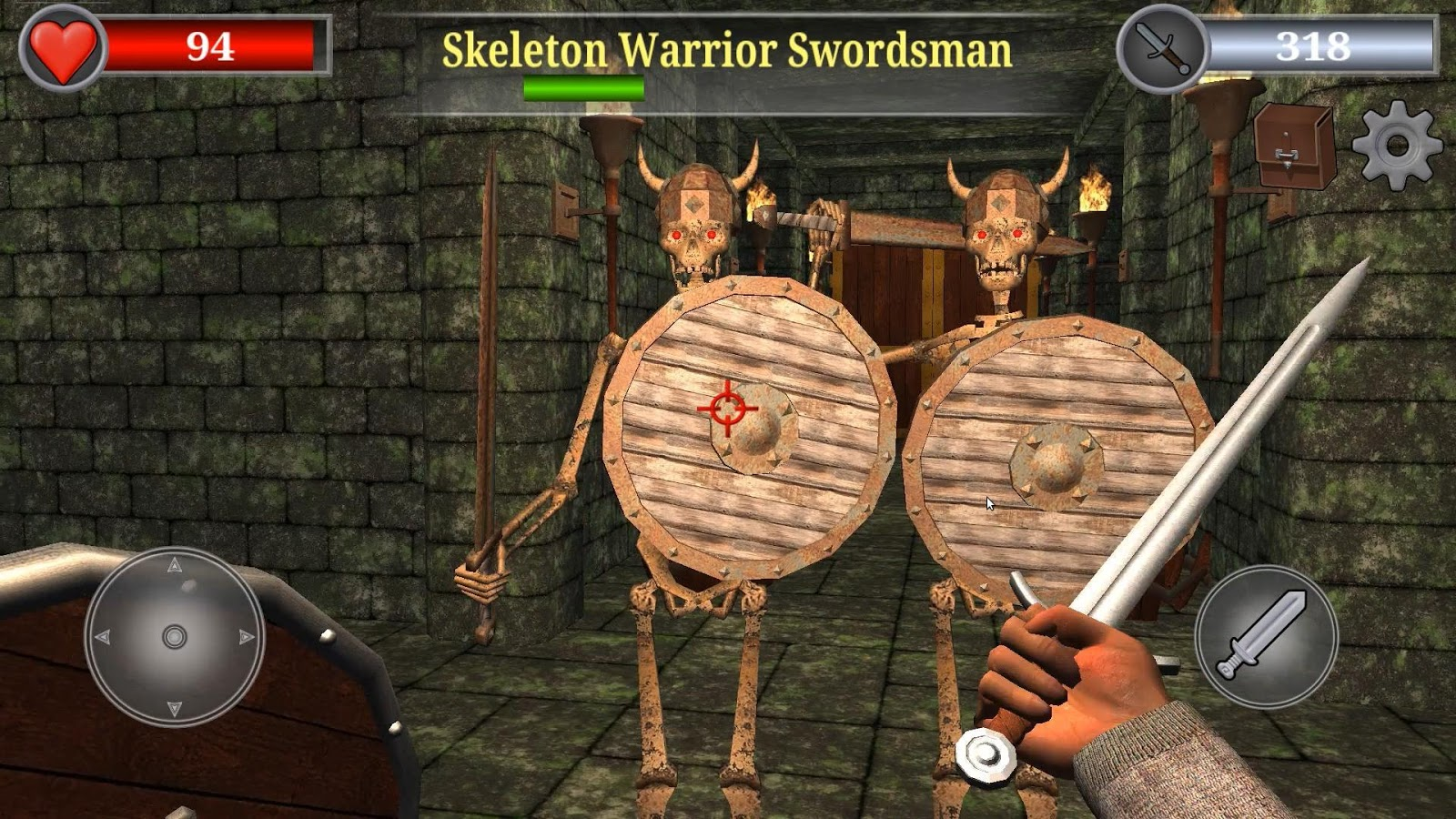 Old Gold 3D: Dungeon Quest Action RPG 3 2 9 APK Download
