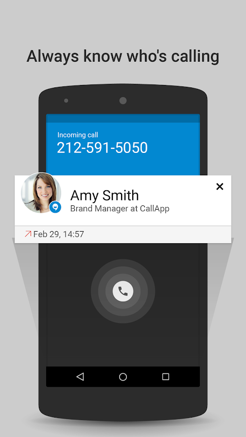 Caller Id Amp Block By Callapp 1 180 Apk Download Android