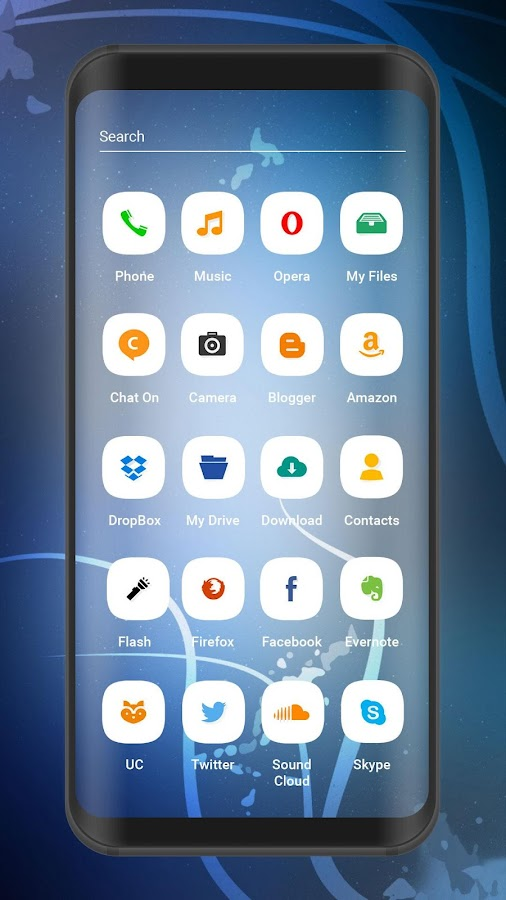 Theme and launcher for Oppo A71  free icon pack 1 0 APK