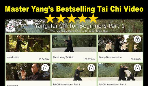 Yang Tai Chi for Beginners 1 by Dr. Yang 1.0.8 screenshot 1