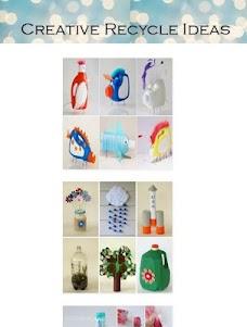 Creative Recycle Ideas 1.0 screenshot 1
