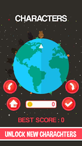 Circle Jump And Run 1.0 screenshot 2