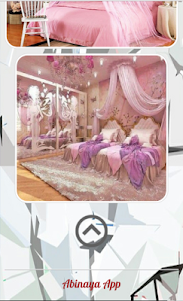 Princess Bedroom Ideas 1.0 screenshot 3