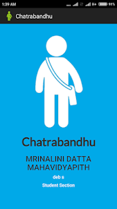 Chatrabandhu App For Colleges 1.0.3 screenshot 2