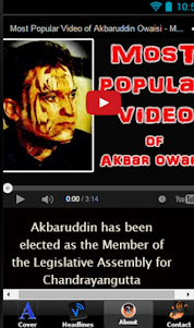 Akbaruddin Owaisi - AIMIM 1.0 screenshot 2