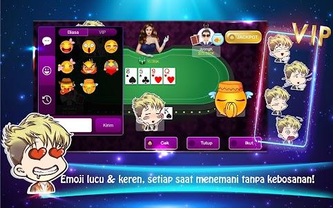 Java Poker Texas:Pulsa Free 1.3 screenshot 19